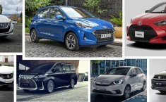 7 Hatchback dan MPV Baru yang Diprediksi Meluncur di Indonesia Tahun Ini
