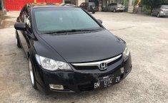 Jual mobil bekas murah Honda Civic 1.8 2008 di Riau