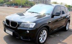 Jual Cepat BMW X3 xDrive20i AT 2014 Hitam di DKI Jakarta