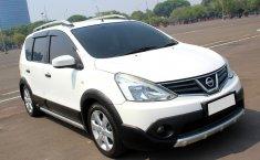 Jual mobil Nissan Livina X-Gear AT 2013 dengan harga murah di DKI Jakarta
