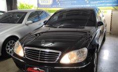Mobil bekas Mercedes-Benz S-Class S 350 2004 dijual, DKI Jakarta