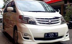Jual mobil bekas murah Toyota Alphard V 2007 di Jawa Tengah
