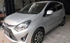 Mobil Toyota Agya G 1.2 2017 dijual, DKI Jakarta