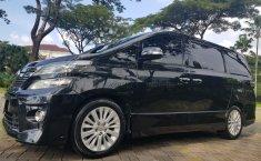 Jual mobil Toyota Vellfire Z Audioless 2013 dengan harga terjangkau di Banten