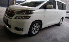 Jual mobil Toyota Vellfire V 2.4 2012 terawat di DIY Yogyakarta