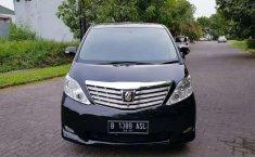 Jual Toyota Alphard 2.4 NA 2011 harga murah di Jawa Tengah