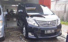 Jual mobil Toyota Alphard X 2014 harga murah di Jawa Barat