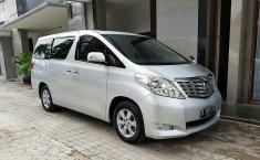 Jual mobil Toyota Alphard 3.5 V6 NA 2011 dengan harga terjangkau di DKI Jakarta