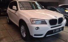 Jual mobil BMW X3 xDrive20d Efficient Dynamics 2012 terawat di DKI Jakarta