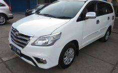 Jual mobil Toyota Kijang Innova 2.0 G 2014 bekas di Jawa Barat