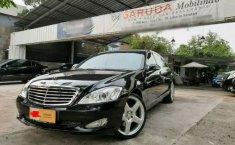 Jual mobil Mercedes-Benz S-Class S 350 2008 harga murah di DKI Jakarta