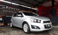 Jual cepat Chevrolet Aveo LT 2012 di Jawa Tengah