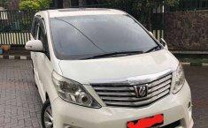 Jawa Timur, jual mobil Toyota Alphard 2.4 NA 2008 dengan harga terjangkau