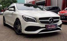 Jual Cepat Mercedes-Benz CLA 200 2017 di Banten