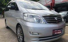Mobil bekas Toyota Alphard G 2007 dijual, Banten