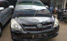 Jual mobil Toyota Kijang Innova 2.0 G 2007 harga murah di DKI Jakarta