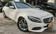 Dijual mobil bekas Mercedes-Benz C-Class C200 W205 2016, DKI Jakarta
