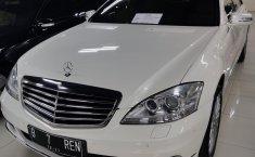 Jual mobil Mercedes-Benz S-Class S 600 2011 terawat di DKI Jakarta