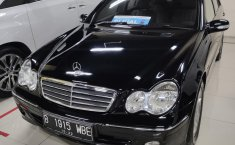 Jual mobil Mercedes-Benz C-Class C 240 2005 murah di DKI Jakarta
