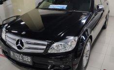 Jual mobil bekas murah Mercedes-Benz C-Class C 200 K 2008 di DKI Jakarta