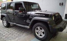 Jual mobil Jeep Wrangler Rubicon Sport CRD Diesel Unlimited 2014 terawat di DIY Yogyakarta