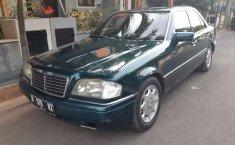 Jawa Barat, Mercedes-Benz C-Class C 180 1994 kondisi terawat