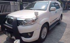 Toyota Fortuner 2013 Banten dijual dengan harga termurah
