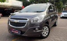 Jual mobil Chevrolet Spin LTZ 2014 bekas di Banten