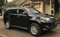 Mobil Toyota Fortuner G 4x4 VNT 2013 dijual, Jawa Barat