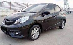 Dijual mobil Honda Brio Satya E 2015 bekas murah, DKI Jakarta