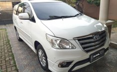 Dijual mobil bekas Toyota Kijang Innova V Luxury 2.0 AT Bensin 2013, Jawa Barat