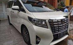 Jual Toyota Alphard G 2016 harga murah di DKI Jakarta