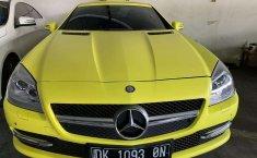 Jual Mercedes-Benz SLK 2012 harga murah di Bali