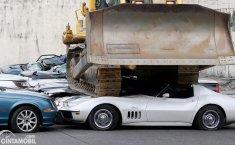 Kendaraan Terblokir Tidak Bayar Pajak Berpotensi Dihancurkan