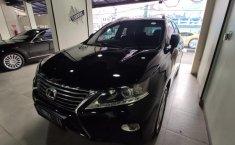 Jual mobil Lexus RX 270 2012 harga murah di DKI Jakarta