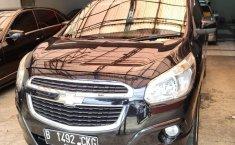 Jual mobil Chevrolet Spin LTZ 2013 terawat di DKI Jakarta