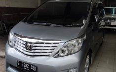 Jual mobil Toyota Alphard G 2010 terawat di DKI Jakarta