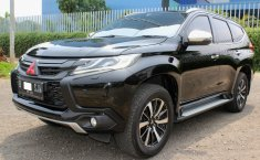 Jual mobil Mitsubishi Pajero Sport Dakar AT Hitam 2018 terbaik di DKI Jakarta