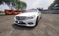 Jual Mobil Mercedes-Benz E-Class 250 2011 Convertible Terbaik di DKI Jakarta
