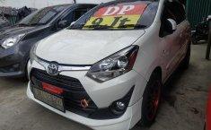 Jual mobil Toyota Agya TRD Sportivo AT 2017 terbaik di Jawa Barat