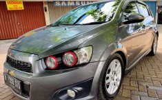 Jual cepat Chevrolet Aveo LT 2014 di DKI Jakarta