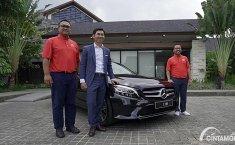 Awali 2020 Mercedes-Benz Indonesia Luncurkan Entry Level Mercedes –Benz C-Class dan New Vito