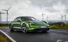 Kejar Performa, Porsche Taycan Turbo S Jadi Mobil Listrik Paling Boros
