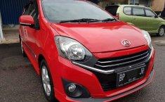 Jual mobil bekas murah Daihatsu Ayla X 2017 di Pulau Riau