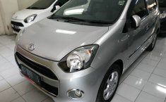 Jual mobil bekas murah Daihatsu Ayla X 2016 di DIY Yogyakarta