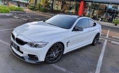 Mobil BMW 4 Series M435i Msport 2014 dijual, DKI Jakarta