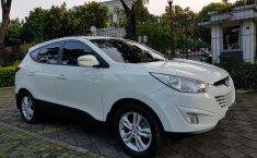 Dijual cepat mobil Hyundai Tucson GLS 2011, Banten