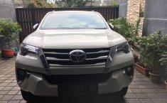 Jual mobil Toyota Fortuner VRZ 2.4 2017 terbaik di Jawa Barat