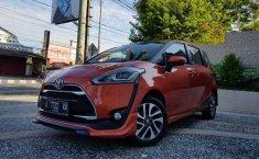 Jual mobil Toyota Sienta Q 2017 terawat di DIY Yogyakarta