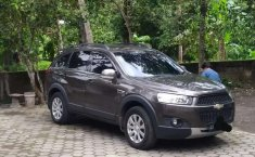 DIY Yogyakarta, Chevrolet Captiva VCDI 2011 kondisi terawat